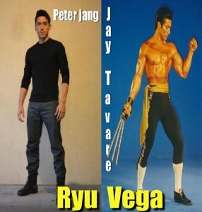 Ryu y Vega