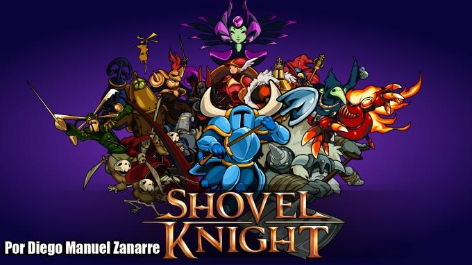 Shovel Knight portada